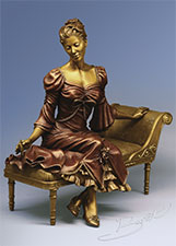 Beautiful Dreamer Bronze Sculpture